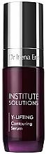 Düfte, Parfümerie und Kosmetik Serum für Gesicht, Kinn und Hals mit Rotalgenextrakt - Dr. Irena Eris Y-Lifting Institute Solutions Contouring Serum