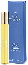 Düfte, Parfümerie und Kosmetik Roll-on mit Jojobaöl für den Körper - Aromatherapy Associates Deep Relax Roller Ball