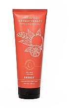 Düfte, Parfümerie und Kosmetik Bath and Body Works Orange Ginger Energy - Duschcreme mit Orange und Ingwer
