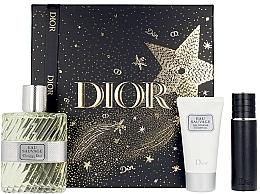 Düfte, Parfümerie und Kosmetik Dior Eau Sauvage - Duftset (Eau de Toilette 100ml + Duschgel 50ml + Eau de Toilette Mini 10ml)