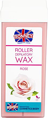 "Enthaarungswachs ""Rose"" - Ronney Wax Cartridge Rose"