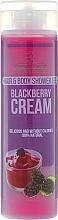 """Düfte, Parfümerie und Kosmetik Körper und Haar Duschgel """"Brombeercreme"""" - Stani Chef's Blackberry Hair and Body Shower Gel"""
