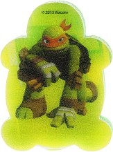 Düfte, Parfümerie und Kosmetik Kinder-Badeschwamm Die Ninja Turtles - Suavipiel Turtles Bath Sponge