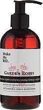 Düfte, Parfümerie und Kosmetik Flüßige Handseife Garden Roses - Make Me Bio Garden Roses Soap