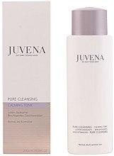 Düfte, Parfümerie und Kosmetik Beruhigendes Gesichtswasser mit Seerose-Extrakt und Vitaminen - Juvena Pure Cleansing Calming Tonic
