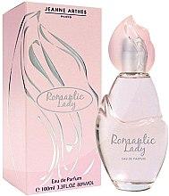 Düfte, Parfümerie und Kosmetik Jeanne Arthes Romantic Lady - Eau de Parfum