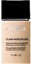 Düfte, Parfümerie und Kosmetik Langanhaltende Foundation SPF 30 - Filorga Flash Nude SPF 30