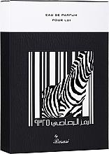 Düfte, Parfümerie und Kosmetik Rasasi Rumz Al Rasasi 9325 Pour Lui - Eau de Parfum