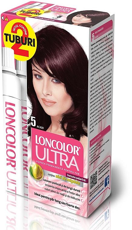 Haarfarbe mit Mandelöl - Loncolor Ultra Max