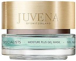 Düfte, Parfümerie und Kosmetik Intensiv feuchtigkeitsspendende Gesichtsgel-Maske - Juvena Moisture Plus Gel Mask