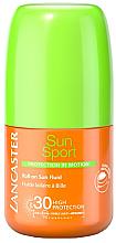 Düfte, Parfümerie und Kosmetik Sonnenschutzfluid für Gesicht und Körper SPF 30 - Lancaster Sun Sport Roll-On Fluid SPF30