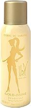Düfte, Parfümerie und Kosmetik Ulric de Varens Gold Issime - Parfümiertes Deospray