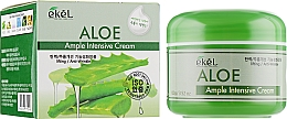 Düfte, Parfümerie und Kosmetik Intensiv feuchtigkeitsspendende Ampullencreme mit Aloe Extrakt - Ekel Ample Intensive Cream Aloe