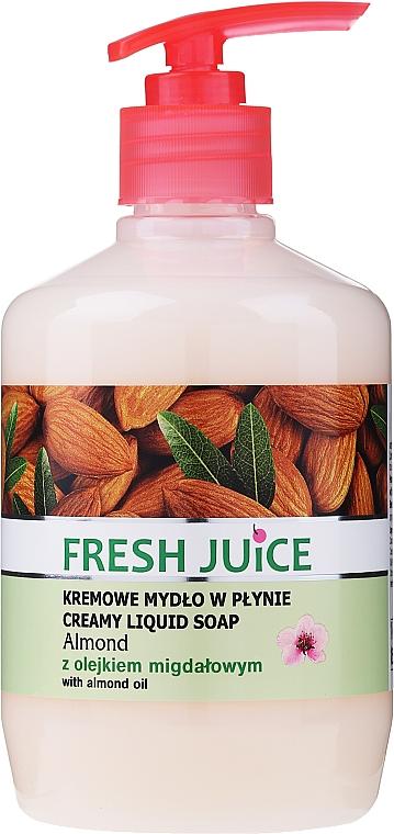 Cremige Handseife Mandel - Fresh Juice Almond