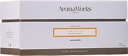 Düfte, Parfümerie und Kosmetik Badebombe mit Zitronengras- und Storchschnäbel-Duft 2 St. - AromaWorks Serenity AromaBomb Duo