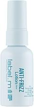 Düfte, Parfümerie und Kosmetik Glättende Haarlotion - Label.m Anti-Frizz Lotion