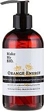 Düfte, Parfümerie und Kosmetik Flüßige Handseife Orange Energy - Make Me Bio Orange Energy Soap
