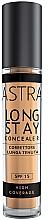 Düfte, Parfümerie und Kosmetik Langanhaltender Gesichtsconcealer SPF 15 - Astra Make-Up Long Stay Concealer SPF15