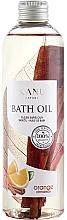 Düfte, Parfümerie und Kosmetik Olejek do kąpieli Pomarańcza z cynamonem - Kanu Nature Bath Oil Orange Cinnamon