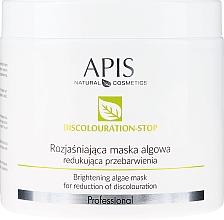 Düfte, Parfümerie und Kosmetik Aufhellende Gesichtsmaske gegen Verfärbungen - APIS Professional Discolouration-Stop