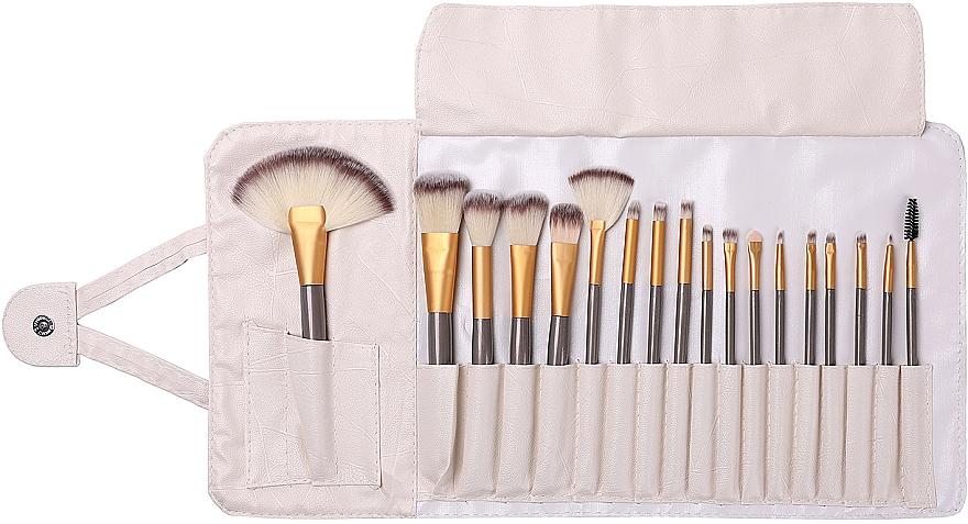 Make-up Pinselset 18-tlg. - Lewer