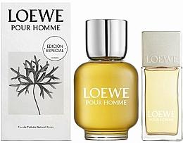 Düfte, Parfümerie und Kosmetik Loewe Loewe Pour Homme - Duftset (Eau de Toilette 200ml + Eau de Toilette 30ml)