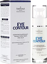 Düfte, Parfümerie und Kosmetik Hautglättende Augencreme - Farmona Eye Contour
