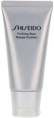 Gesichtsreinigungsmaske - Shiseido The Skincare Purifying Mask