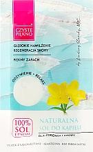 Düfte, Parfümerie und Kosmetik Natürliches Badesalz mit Blütenöl - Czyste Piekno