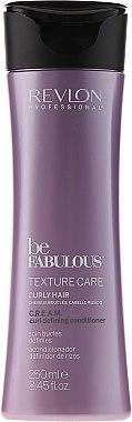Haarspülung für lockiges Haar - Revlon Professional Be Fabulous Care Curly Conditioner — Bild N2