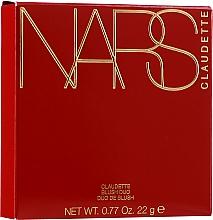 Düfte, Parfümerie und Kosmetik Rouge - Nars Claudette Blush Duo