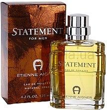 Düfte, Parfümerie und Kosmetik Etienne Aigner Statement - Eau de Toilette