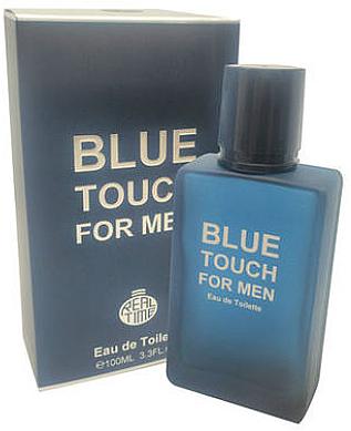 Real Time Blue Touch - Eau de Toilette