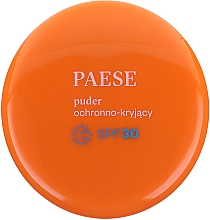 Düfte, Parfümerie und Kosmetik Kompaktpuder für das Gesicht SPF 30 - Paese Powder SPF30