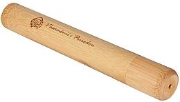 Düfte, Parfümerie und Kosmetik Bambus-Etui für Zahnbürste - Curanatura