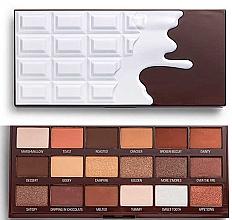 Düfte, Parfümerie und Kosmetik Lidschattenpalette - I Heart Revolution Chocolate Eyeshadow Palette Chocolate Smores
