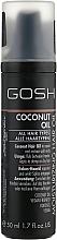 Düfte, Parfümerie und Kosmetik Regenerierendes Anti-Spliss Haaröl mit Kokosnussöl für alle Haartypen - Gosh Coconut Oil Mask