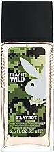 Düfte, Parfümerie und Kosmetik Playboy Play It Wild - Parfümiertes Körperspray