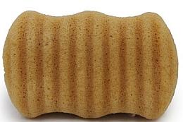 Düfte, Parfümerie und Kosmetik Peelingschwamm für Gesicht und Körper mit Konjak-Wurzel - Bebevisa Less Konjac Sponge