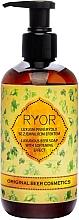 Düfte, Parfümerie und Kosmetik Flüssige Bierseife - Ryor Original Beer Cosmetics