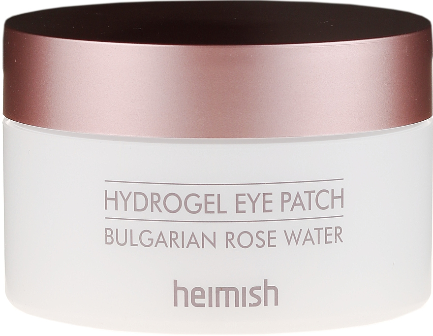 Hydrogel-Augenpatches mit bulgarischem Rosenwasser - Heimish Bulgarian Rose Hydrogel Eye Patch