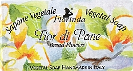 Düfte, Parfümerie und Kosmetik Naturseife Brotblumen - Florinda Sapone Vegetale Vegetal Soap Bread Flowers