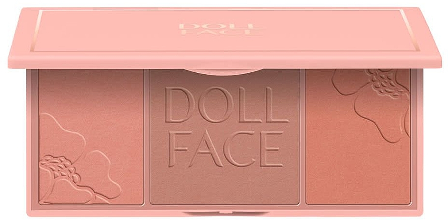 Mattierendes Puderrouge - Doll Face Retro Rouge Matte Powder Blush