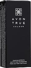Düfte, Parfümerie und Kosmetik Foundation mit Beriigungseffekt - Avon Calming Effects