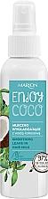 Düfte, Parfümerie und Kosmetik Glättende Haarlotion - Marion Enjoy Coco Smoothing Leave In Hair Milk