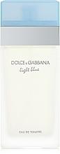Düfte, Parfümerie und Kosmetik Dolce & Gabbana Light Blue - Eau de Toilette