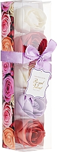 Düfte, Parfümerie und Kosmetik Seifenkonfetti mit Vanilleduft 5 St. - Spa Moments Bath Confetti Vanilla