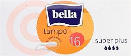Düfte, Parfümerie und Kosmetik Tampons Super Plus 16 St. - Bella Bella Premium Comfort Super Plus Tampo