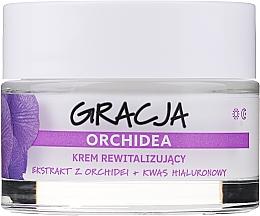 Düfte, Parfümerie und Kosmetik Antifaltencreme mit Orchideenextrakt und Hyaluronsäure - Miraculum Gracja Orchid Revitalizing Anti-Wrinkle Day/Night Cream