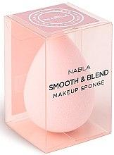 Düfte, Parfümerie und Kosmetik Make-up Schwamm - Nabla Smooth & Blend Makeup Sponge
